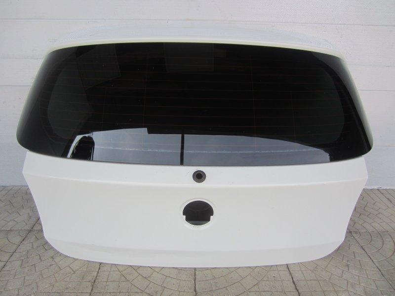 Крышка багажника Bmw E87 2008