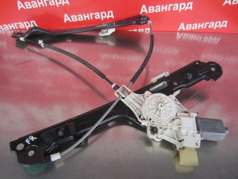 Стеклоподъёмник Bmw E87 2008 передний правый