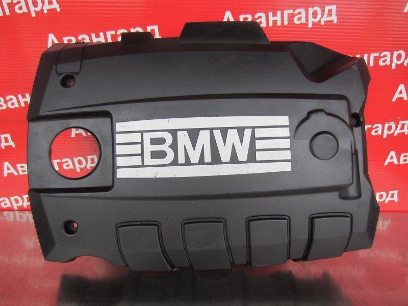 Крышка двигателя Bmw E87 N43B16 2008