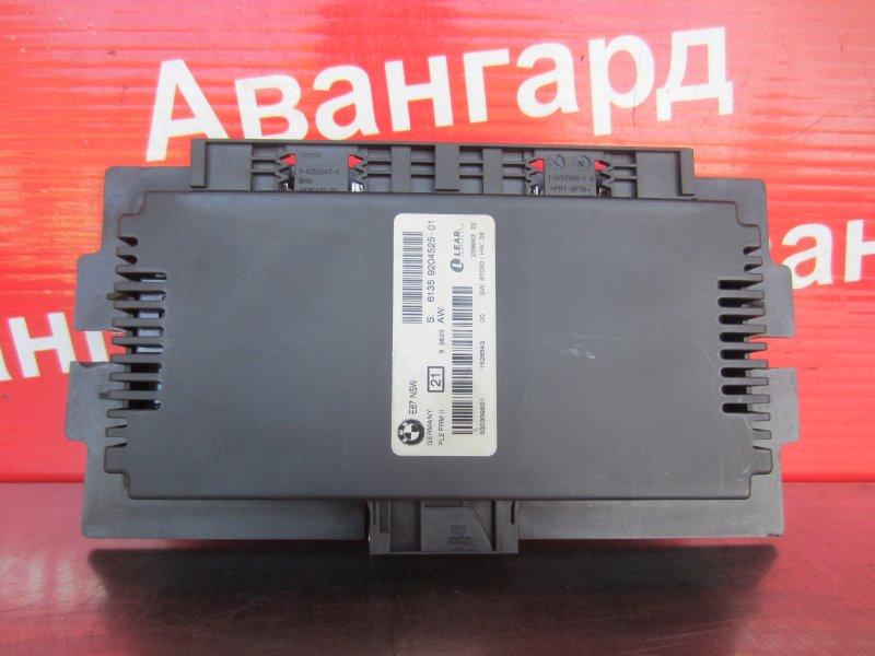 Блок управления светом Bmw E87 2008