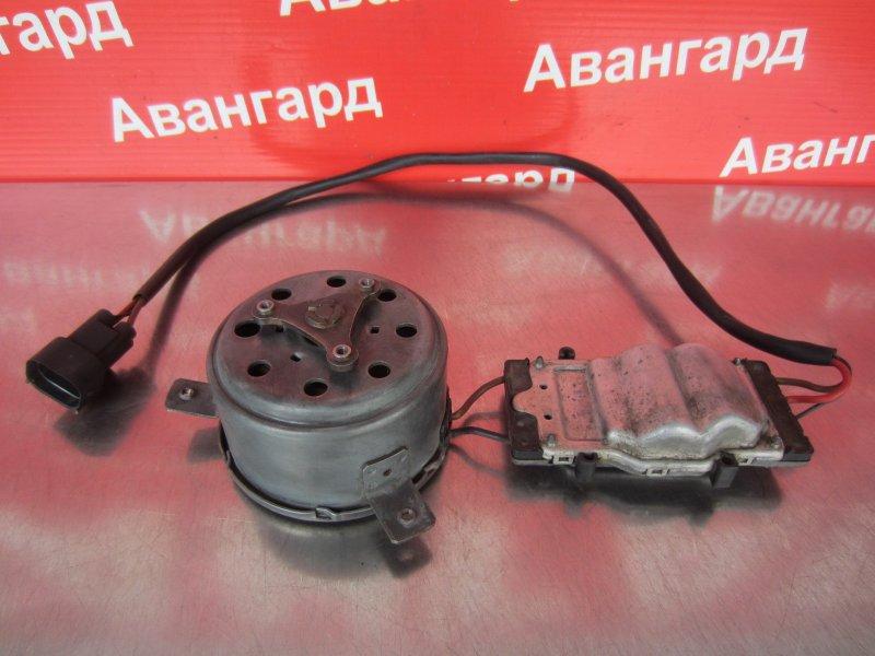 Моторчик вентилятора охлаждения Bmw E87 2008