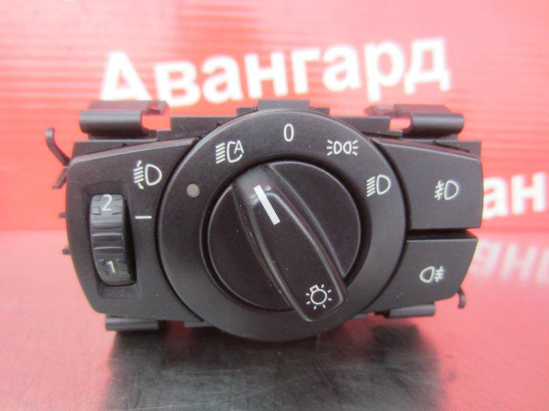 Блок управления светом Bmw E87 N43B16 2008