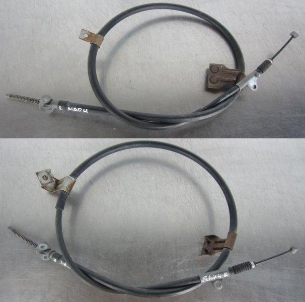 Трос ручника Nissan March K11