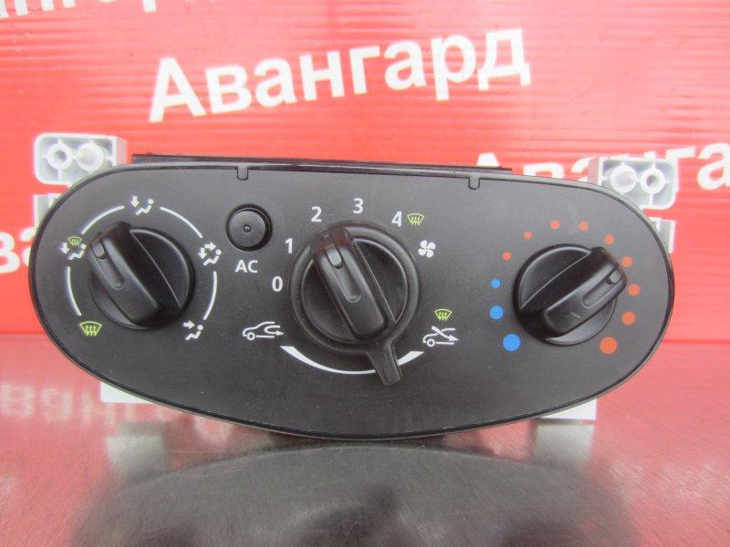 Блок управления печкой Nissan Almera G15 G15 K4M 2014