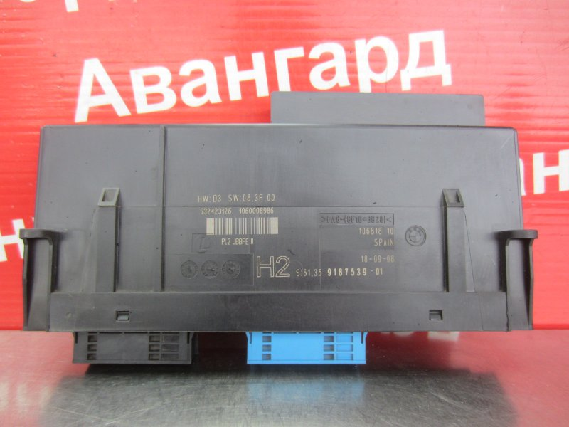 Блок комфорта Bmw E87 N43B16 2008