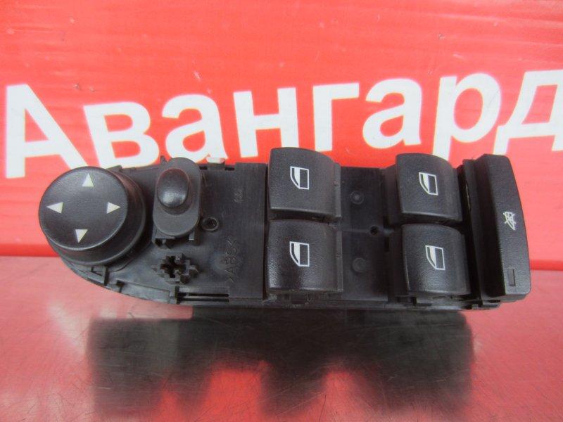 Блок управления стеклоподъемниками Bmw E87 2008