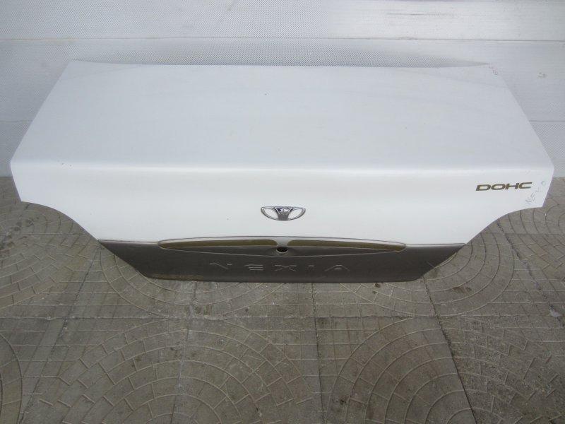 Крышка багажника Daewoo Nexia N100 2007