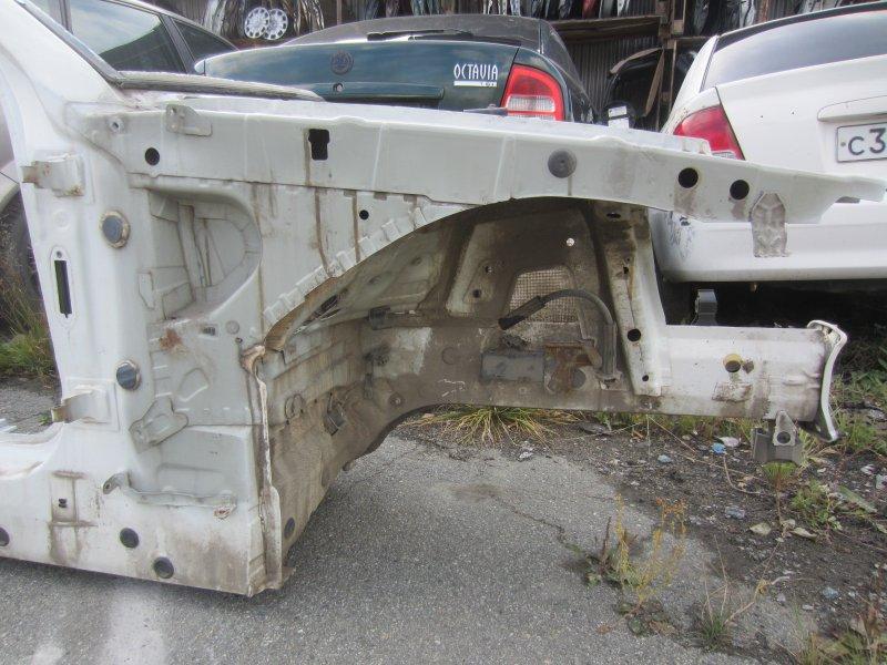 Лонжерон Bmw E87 2008 передний правый