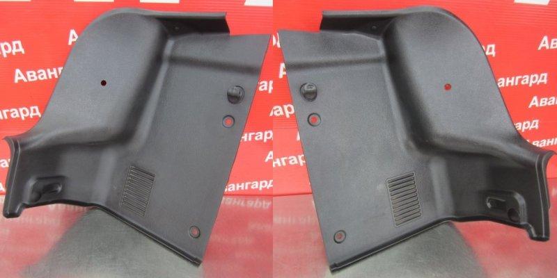 Обшивка багажника Hyundai Accent СЕДАН 2008 задняя