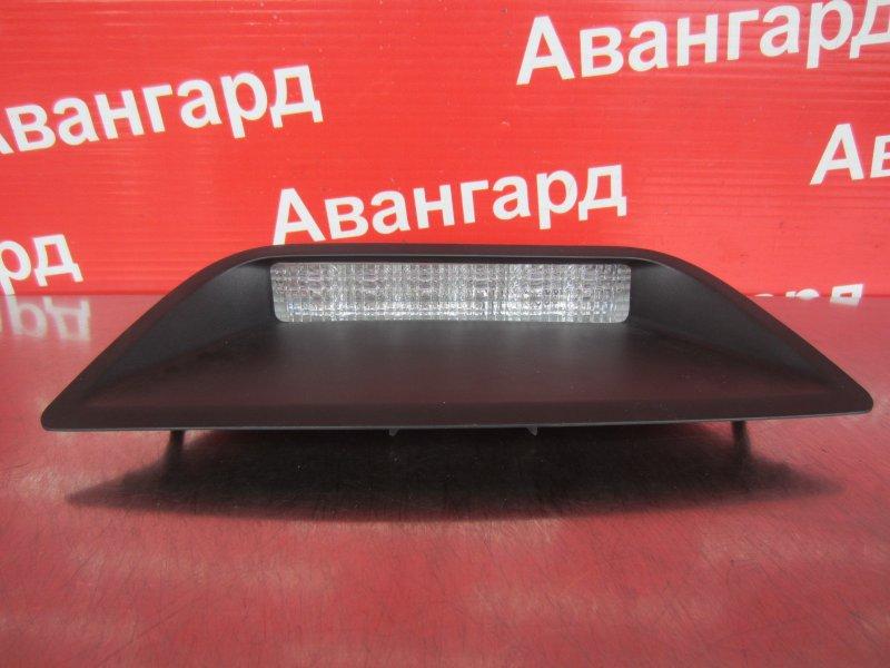 Дополнительный стоп сигнал Nissan Almera G15 G15 K4M 2014