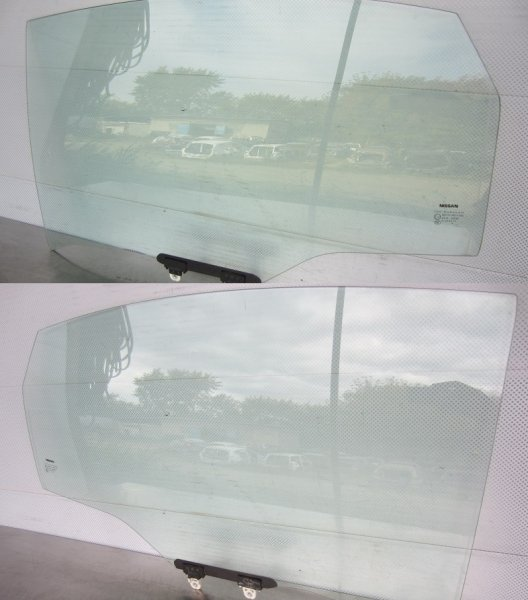 Стекло двери Nissan Almera G15 G15 K4M 2014 заднее