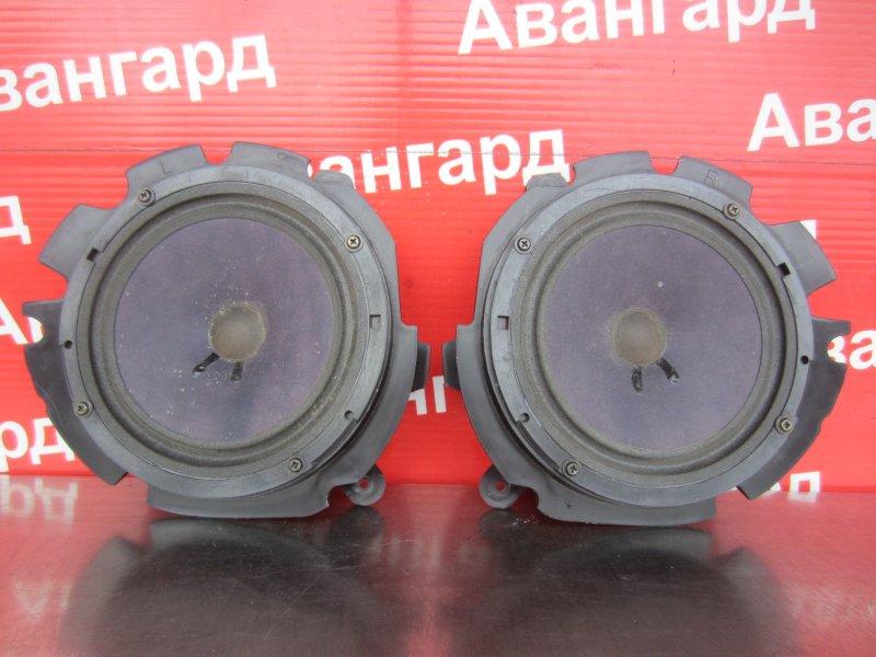 Динамики Skoda Octavia A4 2002 передние