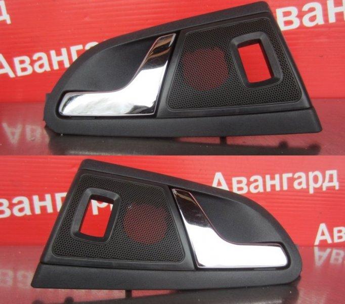 Ручка двери внутренняя Skoda Octavia A4 AKL 2002 задняя
