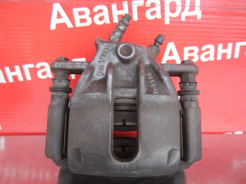 Суппорт тормозной Nissan Almera G15 G15 K4M 2014 передний