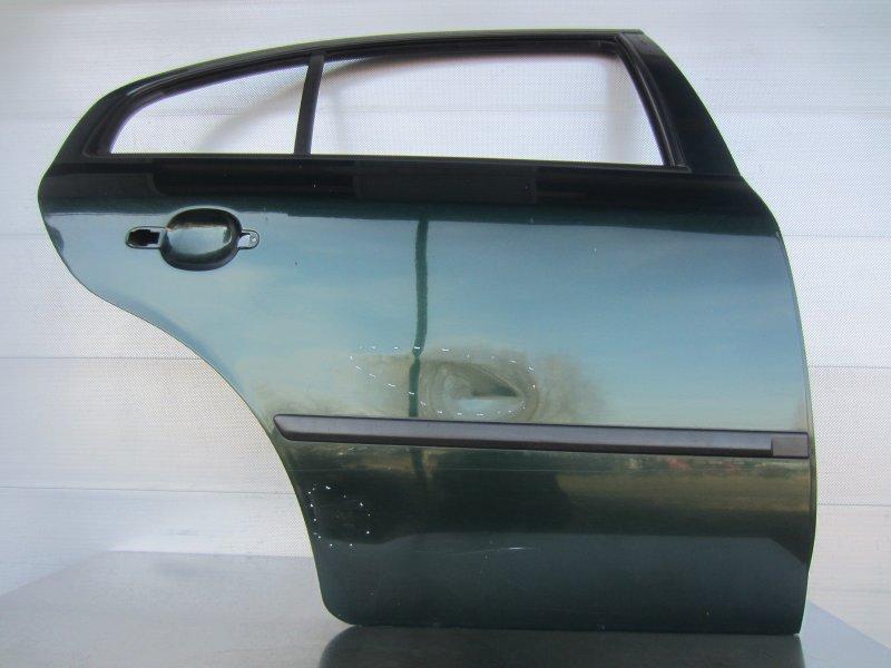 Дверь Skoda Octavia A4 2002 задняя правая