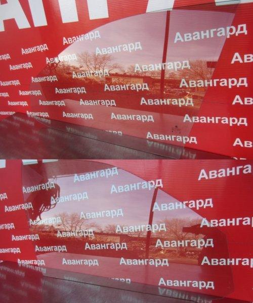 Стекло двери Skoda Octavia A4 2002 переднее
