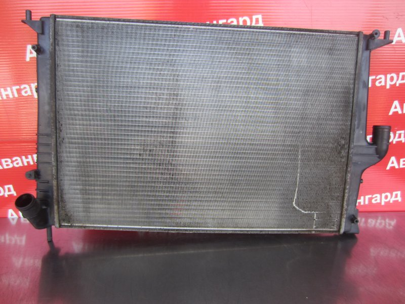 Радиатор охлаждения Nissan Almera G15 G15 K4M 2014