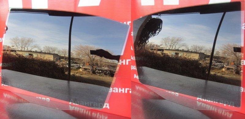 Стекло двери Skoda Octavia A4 2002 заднее
