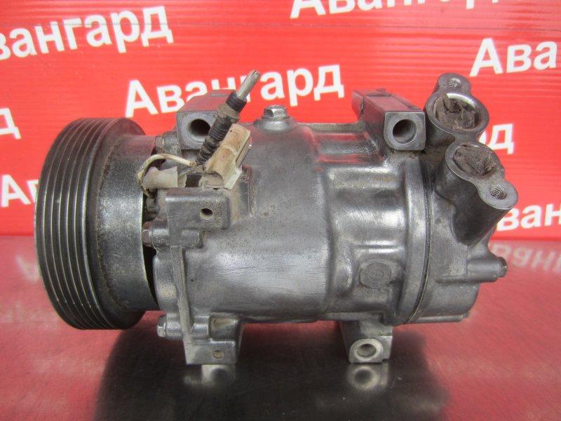 Компрессор кондиционера Nissan Almera G15 G15 K4M 2014