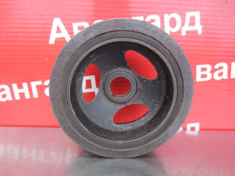 Шкив коленвала Hyundai Accent G4EC 2006