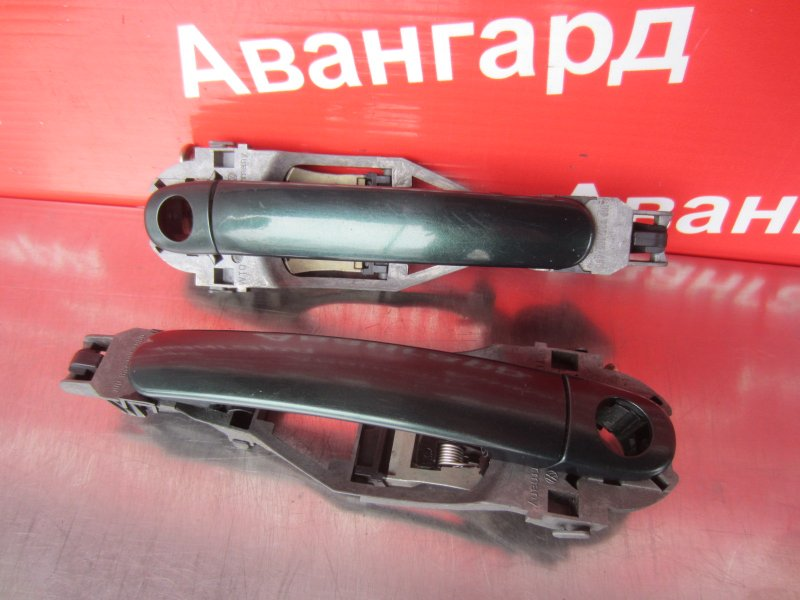 Ручка двери наружная Skoda Octavia A4 2002 передняя