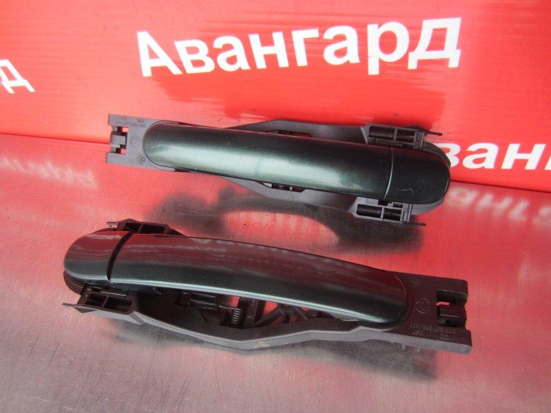 Ручка двери наружная Skoda Octavia A4 2002 задняя