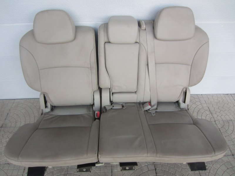 Сиденья Mitsubishi Outlander Xl 6B31 2008 задняя