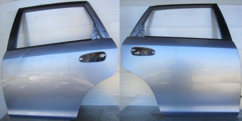 Дверь Honda Civic 7 2001 задняя