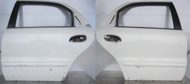 Дверь Kia Clarus 1997 задняя