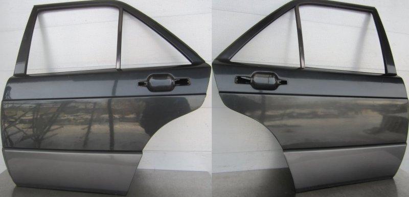 Дверь Mercedes-Benz W201 1992 задняя