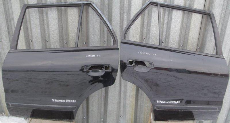 Дверь Mitsubishi Legnum 1998 задняя