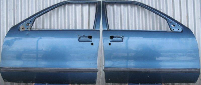 Дверь Renault 19 Europa передняя