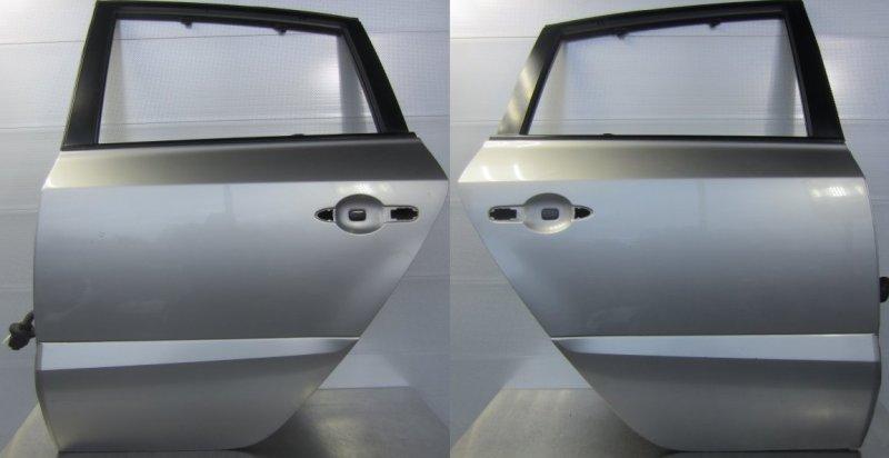 Дверь Renault Koleos 2TR 2008 задняя