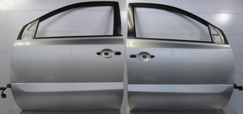 Дверь Renault Koleos 2TR 2008 передняя