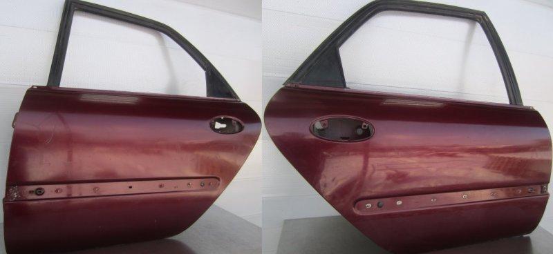Дверь Renault Laguna X56 ХЕТЧБЭК 1994 задняя