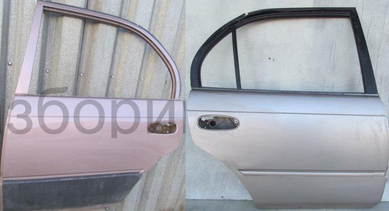 Дверь Toyota Corolla 100 задняя