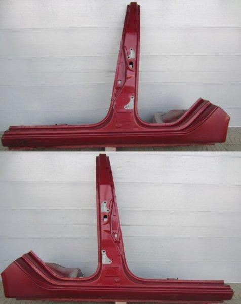 Порог Mitsubishi Colt (Z30) 2007