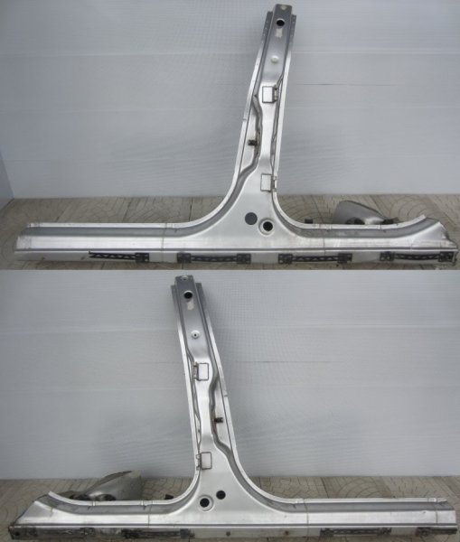 Порог Opel Astra G ХЕТЧБЭК 2002