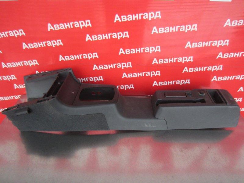 Вставка тоннеля Skoda Octavia A4 2002