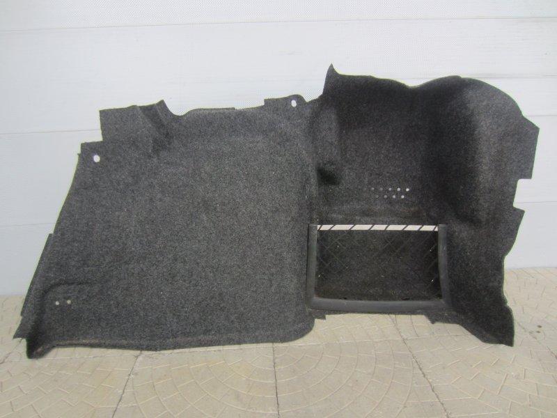 Обшивка багажника Skoda Octavia A4 2002