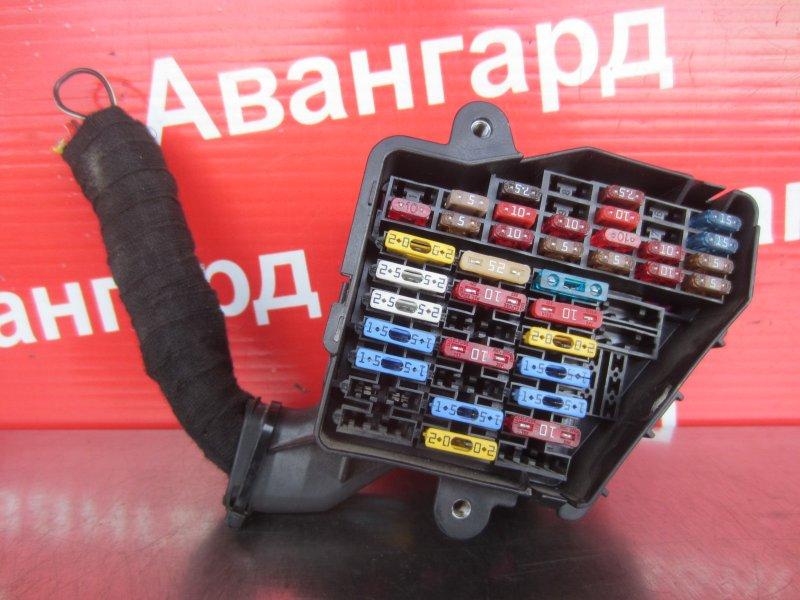 Блок предохранителей Skoda Octavia A4 AKL 2002