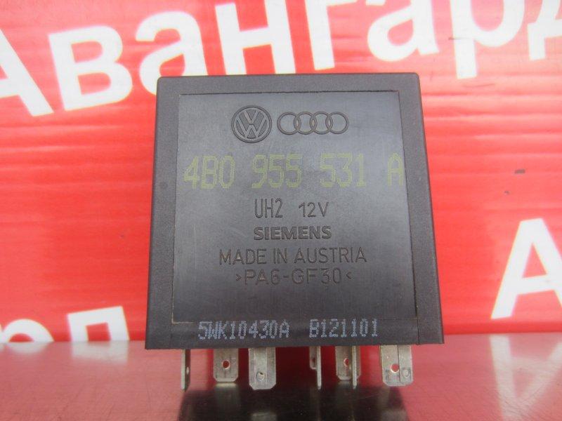 Реле стеклоочистителей Audi A6 C5 1999