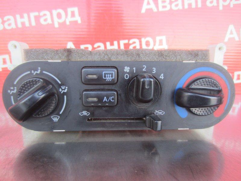 Блок управления печкой Nissan Sunny B15 2000