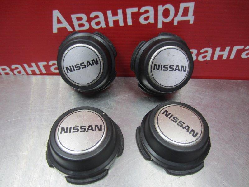 Колпачки колёсные Nissan Sunny B15 2000