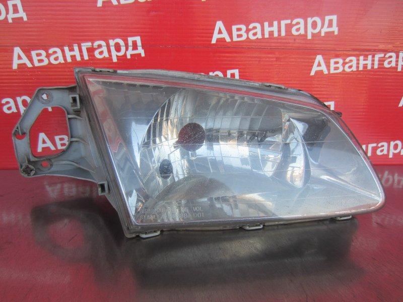 Фара Mazda Familia Bj GF-BJ3P 2000 правая