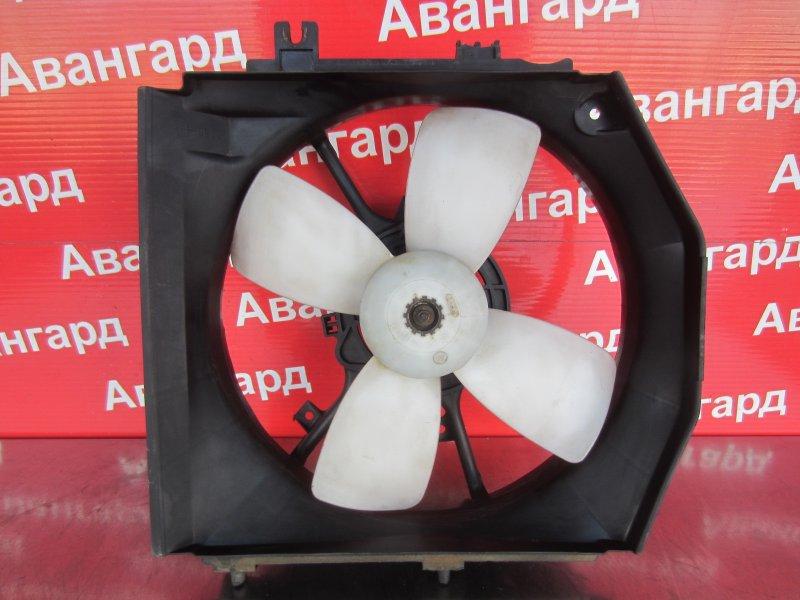 Вентилятор охлаждения Mazda Familia Bj GF-BJ3P B3 2000