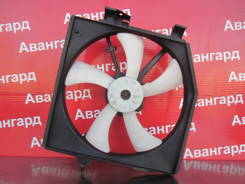 Вентилятор кондиционера Mazda Familia Bj GF-BJ3P B3 2000