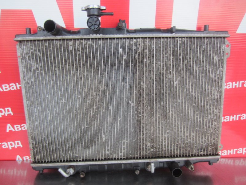 Радиатор охлаждения Mazda Familia Bj GF-BJ3P B3 2000