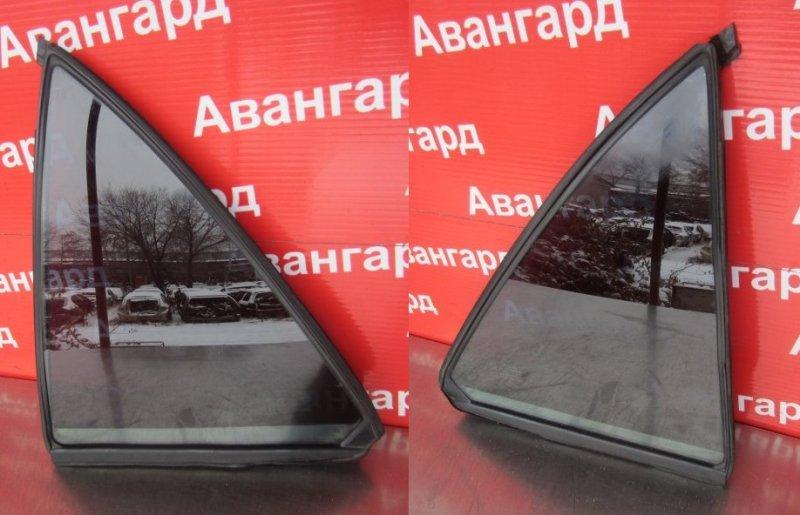 Форточка двери Mazda Familia Bj 2000 задняя