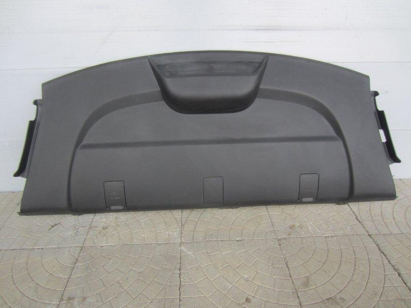 Полка Chevrolet Aveo T300 2012 задняя